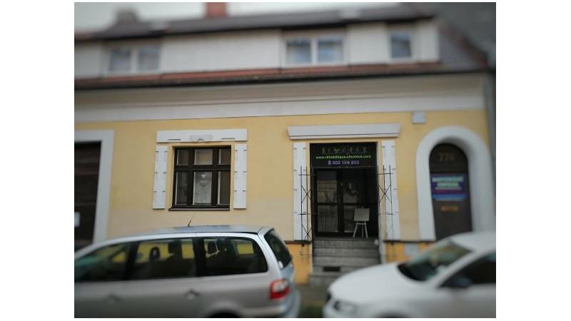 Rehabilitace - Bc. Jana Chválová